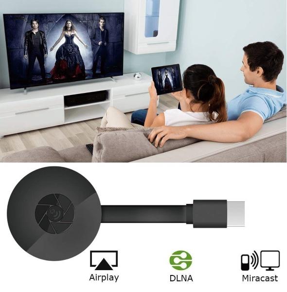 Adaptador HDMI inalámbrico MirrorScreen